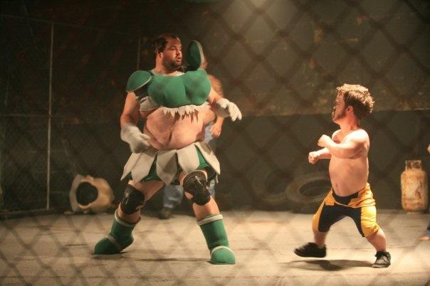 Dwarf midget vs